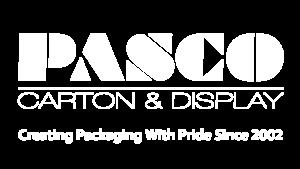 PASCO Carton & Display